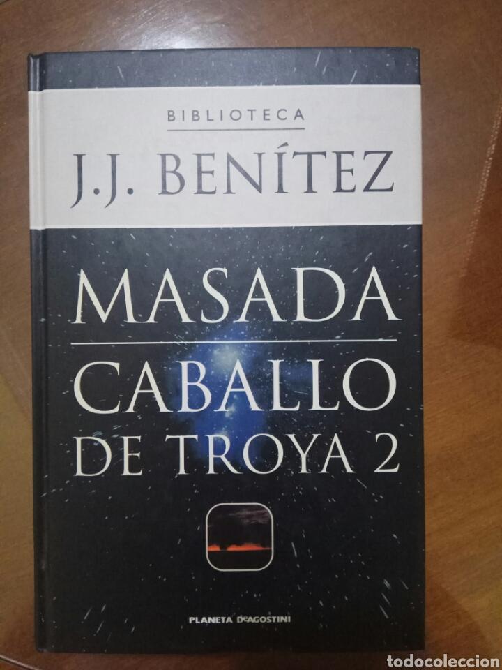 Masada/Caballo de Troya 2. JJ Benítez. Planeta De Agostini, usado segunda mano