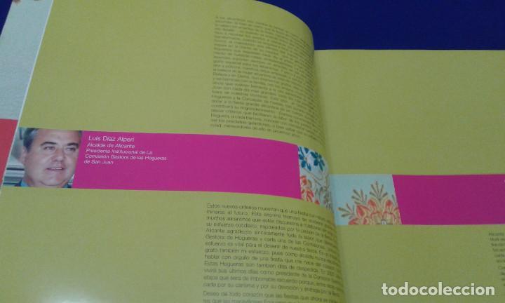 Libros de segunda mano: LIBRO HOGUERAS DE ALICANTE 2005 - Foto 3 - 166840734