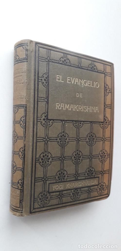 Libros de segunda mano: EL EVANGELIO DE RAMAKRISHNA - YOGI KHARISHNANDA - Foto 2 - 166844526