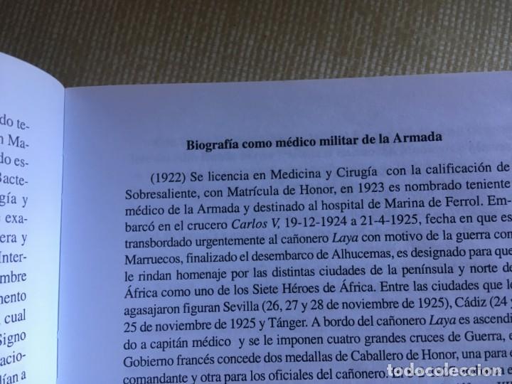 Libros de segunda mano: FEDERICO SÁNCHEZ PLAZA - GENERAL MÉDICO DE LA ARMADA - MECÁNICA UNIVERSAL - Foto 7 - 166880908