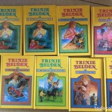 Libros de segunda mano: LOTE 9 LIBROS TRIXIE BELDEN. Lote 166882592