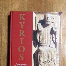 Libros de segunda mano: KYRIOS LAS EDADES DEL HOMBRE CATEDRAL DE CIUDAD RODRIGO 2006. Lote 166914136