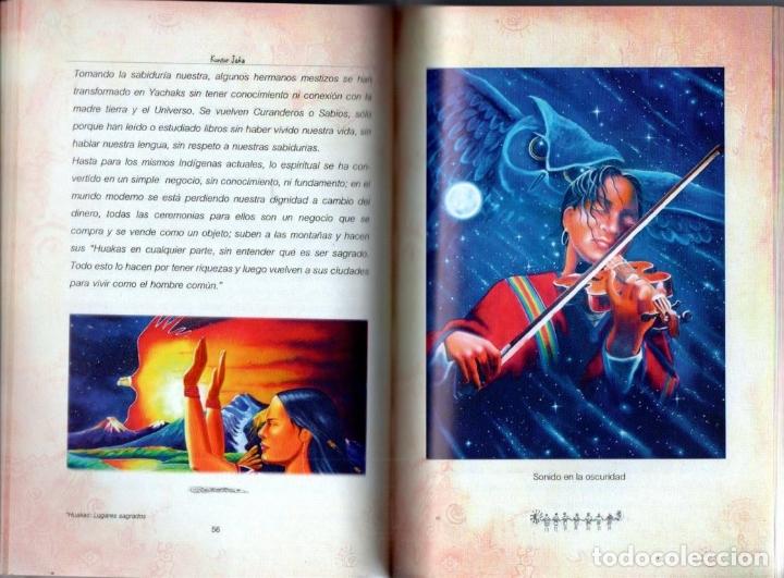 Libros de segunda mano: SAIRY LLIGALO : KUNTUR JAKA - LA SABIDURÍA DE MI ABUELO EL CÓNDOR (ABYA YALA, QUITO, 2010) - Foto 2 - 166940576