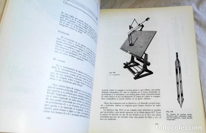 Libros de segunda mano: El Dibujo En La Decoración - Ediciones CEAC 1969 - Foto 3 - 166996132
