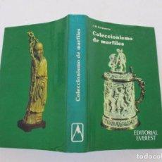 Libros de segunda mano: JOSÉ MIGUEL ECHEVERRÍA. COLECCIONISMO DE MARFILES. RMT82877.. Lote 167038748