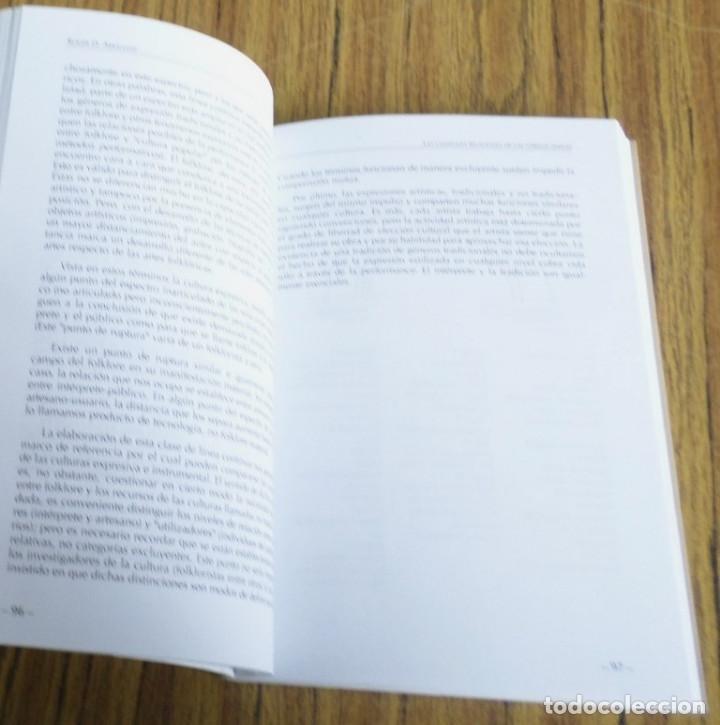 Libros de segunda mano: PERFORMANCE, ARTE VERBAL Y COMUNICACIÓN Nuevas perspectivas en los estudios de folklore y cultura po - Foto 5 - 167140648