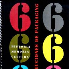 Libros de segunda mano: SEIS COLECCIONES DE PACKAGING (HISPACK, 2001). Lote 167528968