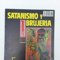 Libros de segunda mano: -FAUNA Y SIMBOLOGIA DIABOLICAS -SATANISMO Y BRUJERIA-1992. Lote 167535588