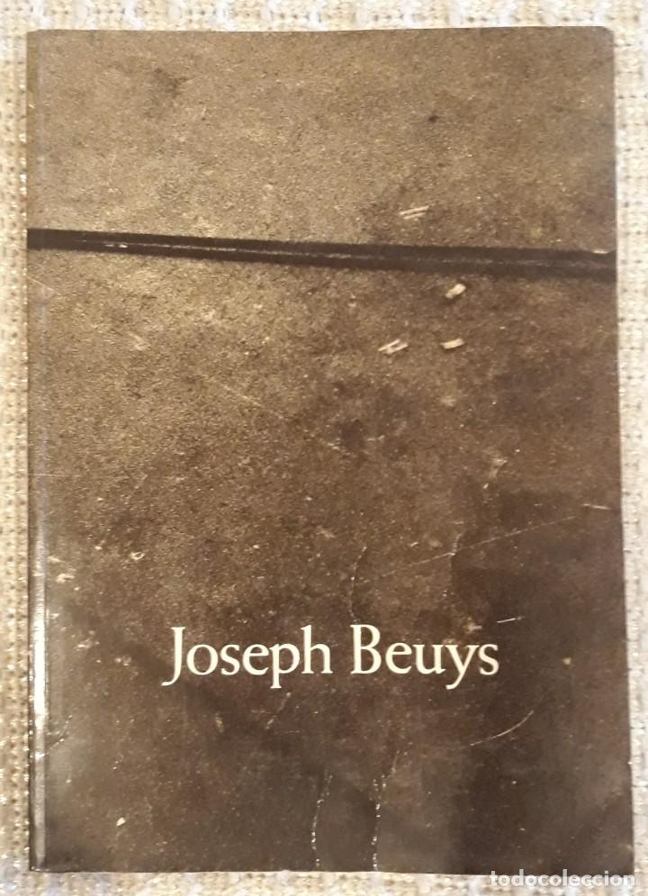 JOSEPH BEUYS (Libros de Segunda Mano - Bellas artes, ocio y coleccionismo - Otros)