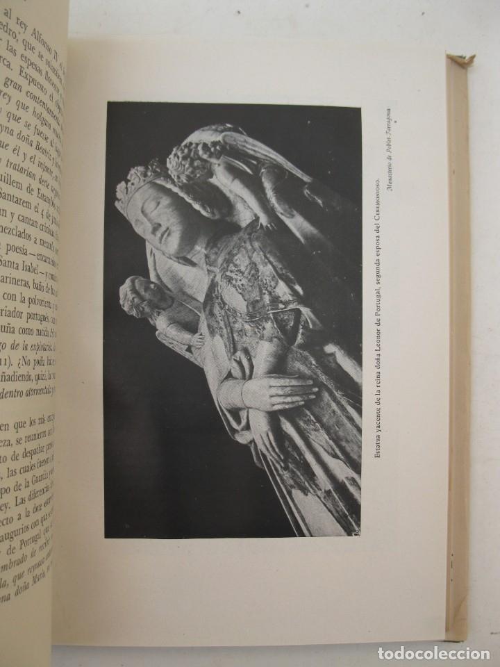 Libros de segunda mano: BODAS REALES DE ARAGÓN CON CASTILLA, NAVARRA Y PORTUGAL - RAFAEL OLIVAR BERTRAND - AÑO 1949. - Foto 2 - 167686920