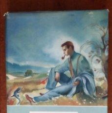 Libros de segunda mano: LA TANZA NEGRRA SEBASTIAN RISCO.- 1943. COMO NUEVO.. Lote 167728368