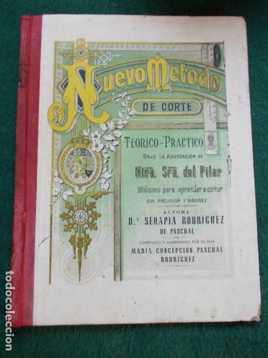NUEVO METODO DE CORTE 1944 (Libros de Segunda Mano - Ciencias, Manuales y Oficios - Otros)