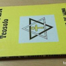 Libros de segunda mano: BEETHOVEN TEOSOFO/ MARIO ROSO DE LUNA/ COECCION SINCRETISMO/ / I-205. Lote 167751088