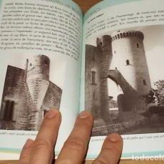 Libros de segunda mano: GUIA DEL CASTELL DE BELLVER .BARTOMEU BESTARD. AJUNTAMENT DE PALMA . 1ª EDICIÓ 2003. MALLORCA. Lote 167809836