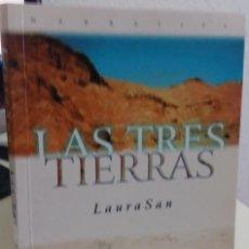 Livros em segunda mão: LAS TRES TIERRAS - LAURASAN. Lote 167860224