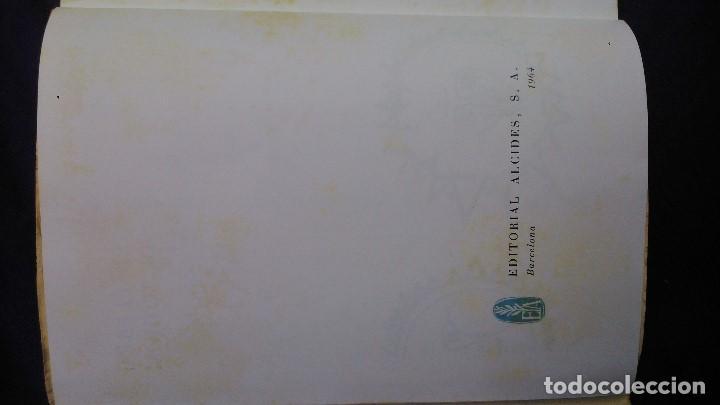 Libros de segunda mano: curioso libro catalán de 1963 EL LLIBRE DE TOTHOM de Editorial Alcides compilado por Joan Oliver - Foto 3 - 167863704