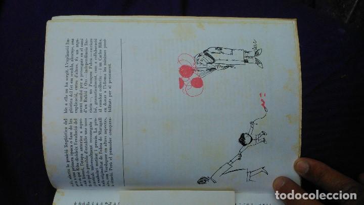 Libros de segunda mano: curioso libro catalán de 1963 EL LLIBRE DE TOTHOM de Editorial Alcides compilado por Joan Oliver - Foto 5 - 167863704