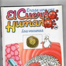 Libros de segunda mano: ERASE UNA VEZ...EL CUERPO HUMANO. DE PLANETA-AGOSTINI. Nº24. Lote 50701932