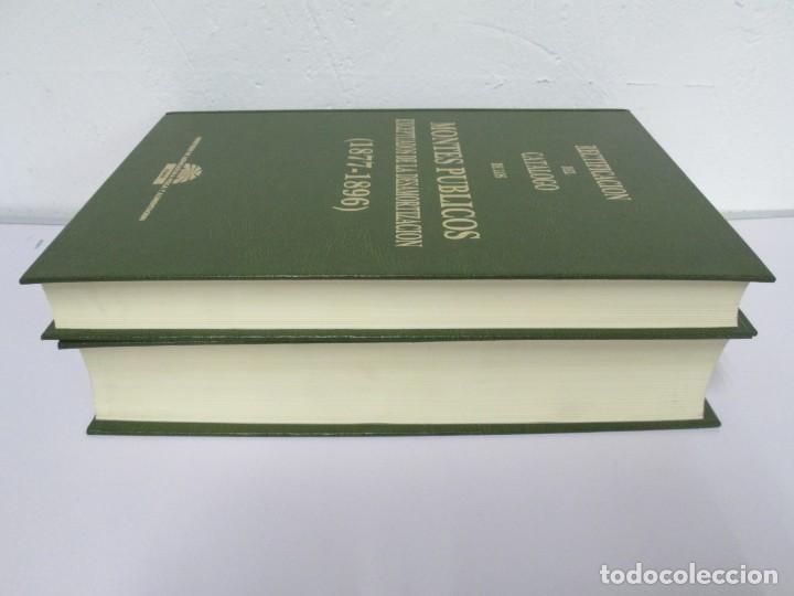 Libros de segunda mano: RECTIFICACION DEL CATALOGO DE LOS MONTES PUBLICOS 1877-1896. CATALOGO DE LOS MONTES Y DEMAS TERRENOS - Foto 4 - 167875136