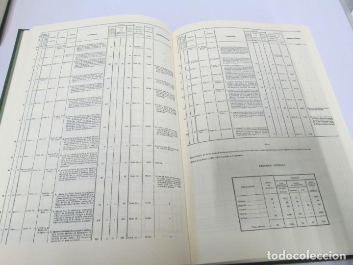 Libros de segunda mano: RECTIFICACION DEL CATALOGO DE LOS MONTES PUBLICOS 1877-1896. CATALOGO DE LOS MONTES Y DEMAS TERRENOS - Foto 9 - 167875136