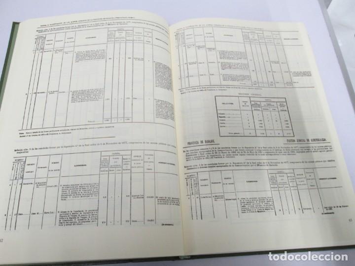 Libros de segunda mano: RECTIFICACION DEL CATALOGO DE LOS MONTES PUBLICOS 1877-1896. CATALOGO DE LOS MONTES Y DEMAS TERRENOS - Foto 10 - 167875136