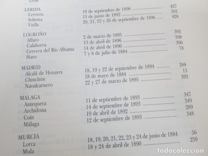 Libros de segunda mano: RECTIFICACION DEL CATALOGO DE LOS MONTES PUBLICOS 1877-1896. CATALOGO DE LOS MONTES Y DEMAS TERRENOS - Foto 22 - 167875136