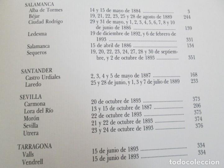 Libros de segunda mano: RECTIFICACION DEL CATALOGO DE LOS MONTES PUBLICOS 1877-1896. CATALOGO DE LOS MONTES Y DEMAS TERRENOS - Foto 24 - 167875136