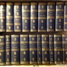 Libros de segunda mano: OBRAS COMPLETAS DE ALEJANDRO DUMAS.- 24 VOLS. – EDITORIAL LORENZANA . Lote 167923564