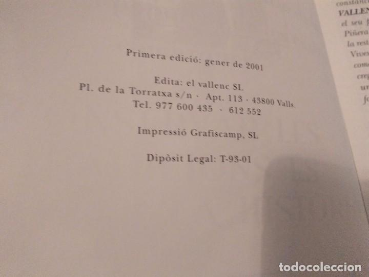 Libros de segunda mano: LES FESTES DECENNALS DE LA MARE DE DEU DE LA CANDELA 210 ANYS HISTORIA DE VALLS 1791 - 2001 - Foto 2 - 167946936