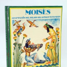 Libros de segunda mano: SERIES PETERSHAM. HISTORIA SAGRADA. MOISÉS (MAUD Y MISKA PETERSHAM) JUVENTUD, 1956. Lote 167948744