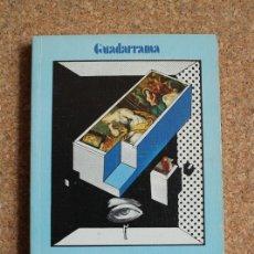 Libros de segunda mano: FUNDAMENTOS DE LA SOCIOLOGÍA DEL ARTE. HAUSER (ARNOLD) MADRID, GUADARRAMA, 1975.. Lote 167953524
