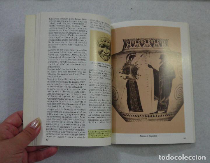 Libros de segunda mano: MITOLOGÍA GRIEGA - SOPHIA KOKKINOU - 1989 - Foto 3 - 167970480