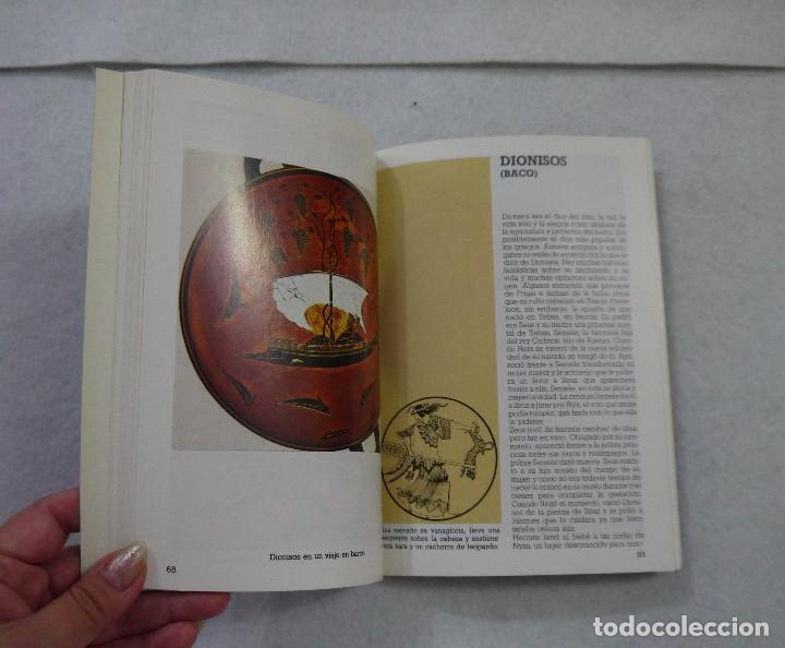 Libros de segunda mano: MITOLOGÍA GRIEGA - SOPHIA KOKKINOU - 1989 - Foto 4 - 167970480