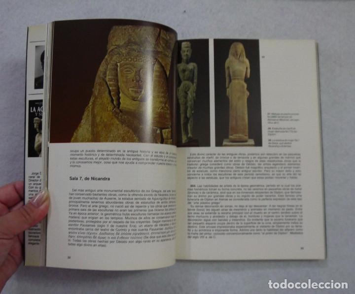 Libros de segunda mano: MUSEO NACIONAL. ESCULTURAS, BRONCES, VASIJAS… - BASILIO PETRAKOS - EDICIONES CLIO - 1985 - Foto 3 - 167970776