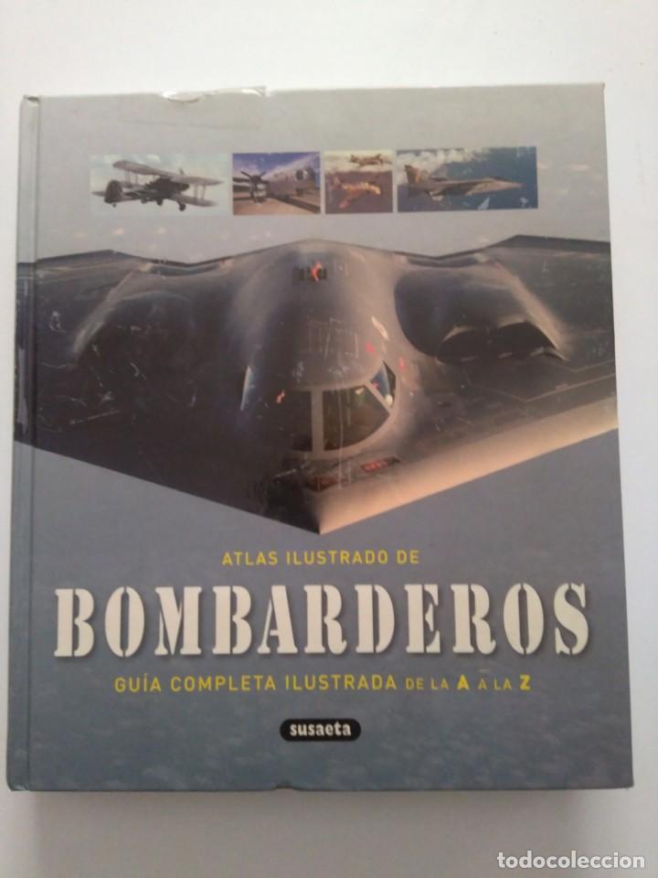 ATLAS ILUSTRADO DE BOMBARDEROS (Libros de Segunda Mano - Bellas artes, ocio y coleccionismo - Otros)