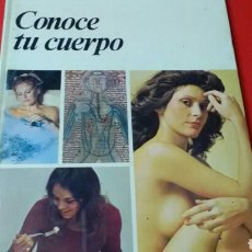 Libros de segunda mano: CONOCE TU CUERPO . LA MUJER Y SU VIDA .FREDERIC C. APPEL .CÍRCULO LECTORES .. Lote 167991802