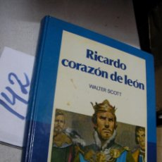 Libros de segunda mano: RICARDO CORAZON DE LEON. Lote 167992884