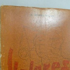 Libros de segunda mano: VALORES HUMANOS VOLUMEN II. A. ORTEGA GAISÁN. Lote 168025700