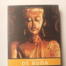 Libros de segunda mano: EL DESPERTAR DE BUDA . FILOSOFÍA Y MEDITACIÓN EL CAMINO HACIA LA ILUMINACIÓN LUGARES PENSAMIENTO. Lote 168056396
