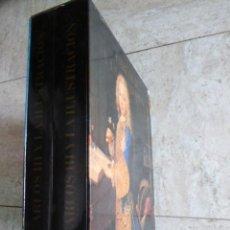 Libros de segunda mano: CARLOS III Y LA ILUSTRACION. CATALOGO DELA EXPOSICIÓN. 1988. 2 TOMOS CON ESTUCHE. MINISTERIO DE. Lote 168136724