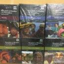 Libros de segunda mano: ENCICLOPEDIA DESCUBRIR EL HOMBRE Y LA NATURALEZA AUDIOVISUAL DE DVD NUEVA SIN ESTRENAR . Lote 168174592