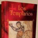 Libros de segunda mano: LOS TEMPLARIOS. EDITORIAL ALBA 2010.. Lote 168179316
