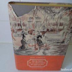 Libros de segunda mano: MEMORIAS DE UN MENESTRAL DE BARCELONA.JOSÉ COROLEU.AÑO 1946. Lote 168184992