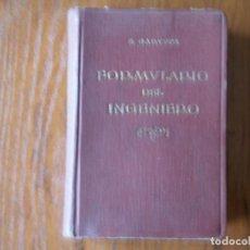 Libros de segunda mano: LIBRO FORMULARIO DEL INGENIERO 1947. Lote 168259944