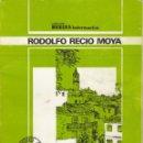 Libros de segunda mano: RECUERDOS DE FUENTEHERIDOS -- RODOLFO RECIO MOYA. Lote 168293580