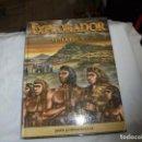 Libros de segunda mano: EXPLORADOR EN LA SIERRA DE ATAPUERCA.GUION Y DIBUJOS JESUS QUINTANAPALLA.FUNDACION ATAPUERCA 2004. Lote 168294012