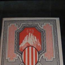 Libros de segunda mano: CARTILLA DE CIVISME I DRET RAIMON TORROJA I VALLS. Lote 168301402