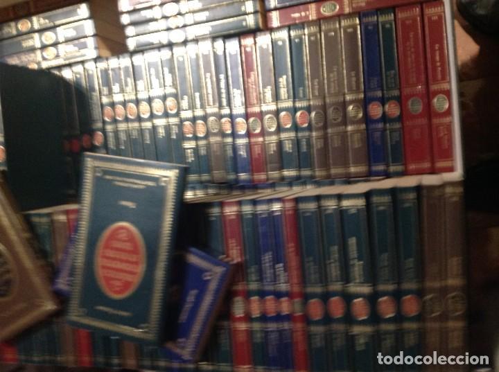 Libros de segunda mano: Biblioteca Fundamental De Nuestro Tiempo 122 Libros / Narrativa Historia Filosofía Y Ciencias 1985 - Foto 2 - 168347700
