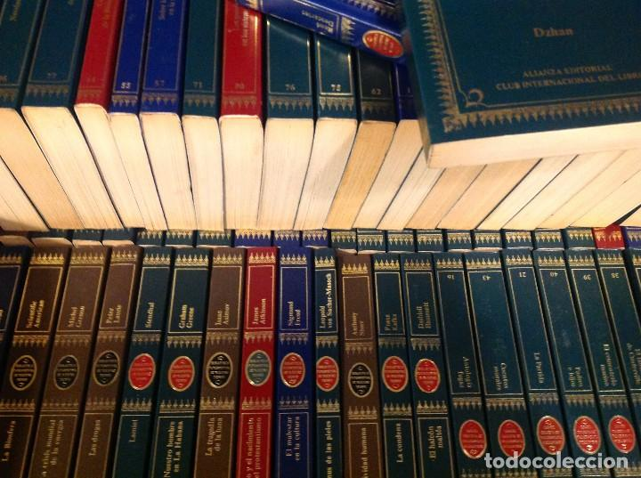 Libros de segunda mano: Biblioteca Fundamental De Nuestro Tiempo 122 Libros / Narrativa Historia Filosofía Y Ciencias 1985 - Foto 3 - 168347700