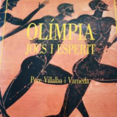 Libros de segunda mano: OLIMPIA JOCS I ESPERIT. Lote 168348784